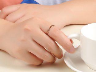 حلقه های زنانه