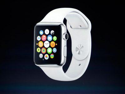 ساعتهای هوشمند اپل برای فروش