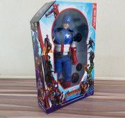 کاپیتان جنگ بینهایت آمریکا